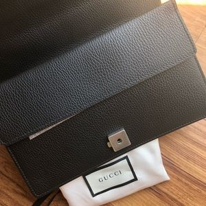 Gucci Bags - Gucci Dionysus Small in Black leather